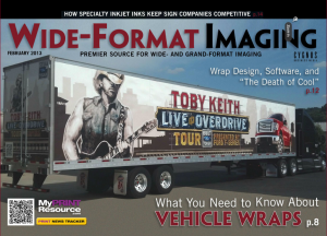 a. Wide-Format Imaging - Cover Feb. 2013